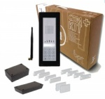 BPT THKGSM flexible GSM kit 1 to 6 buttons with keypad option