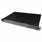 Genie IP16GESP 16 Port Gigabit Ethernet Switch