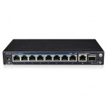Genie IP8GESP 8 Port Gigabit Ethernet Switch