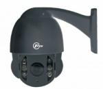 Twilight Pro HD-TVI 10x Zoom 60M IR PTZ camera Grey