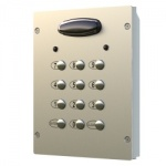 Videx 8000 Stand alone codelock module Keypad