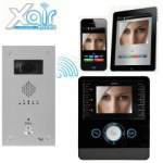 BPT Perla Xair Kit with VR Video entry Panel
