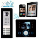 BPT OPALE Xair Kit with Thangram Panel and keypad