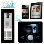 BPT OPALE XairPlus Kit with Thangram Panel and keypad