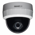 GANZ ZN-DT1A 1080p H.264 Indoor IP Dome (VGA)