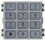 BPT Thangram DNA keypad Grey