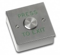 Stainless Steel Door Release Button