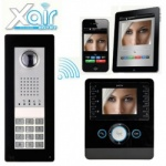 BPT Perla Xair Kit with Thangram Panel and keypad