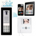 BPT Agata Xair Kit with Thangram Panel and keypad
