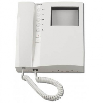 Videx 3381 3000 Series Mono Wall Mount Videophone for VX2300 Systems