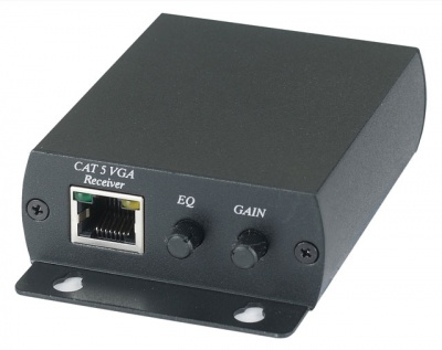 Genie VGA-LRCV long range VGA transmitter 300M on CAT5e