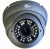 Twilight Pro HD TVI-VFD 1080P 2.8-12mm IR eye ball dome camera
