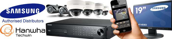 Sansung Techwin CCTV authorised distributor