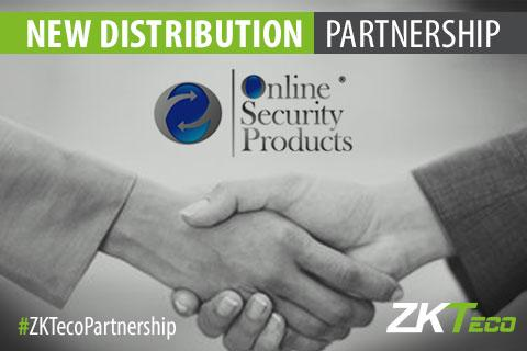 ZKTeco Online Security Products Signe an Agreement