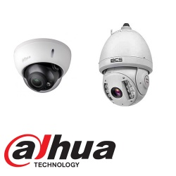 Dahua Analogue HD PTZ Cameras