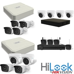 HiLook By HikVision Kits