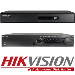 Hikvision 4 Channel DVR's