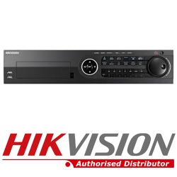 Hikvision 32 Channel DVR's