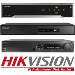 Hikvision 16 Channel DVR's