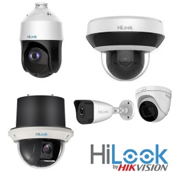 HiLook By HikVision CCTV IP Cameras
