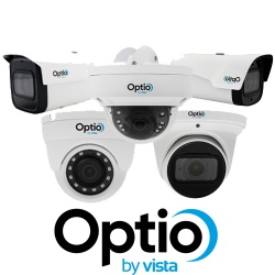 Optio by Vista CCTV Cameras
