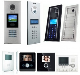 Online Security Products Professional Door Entry Systems