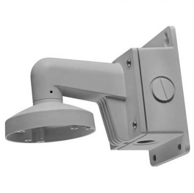 Hikvision DS-1273ZJ-160B Wall Mount Dome IP Camera Bracket w/ Junction Box