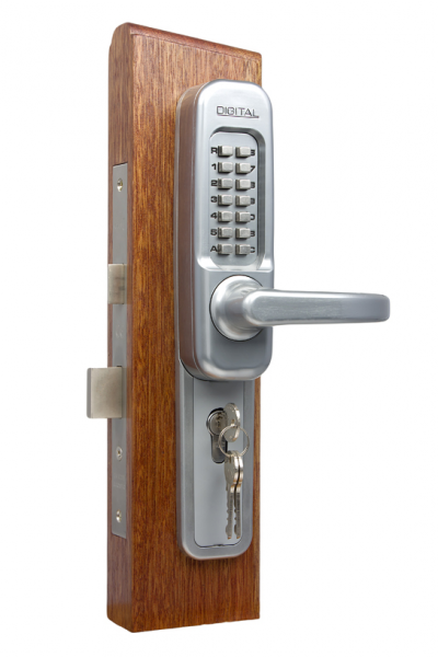 Lockey Digital 1200 Heavy duty retro fit mechanical lock