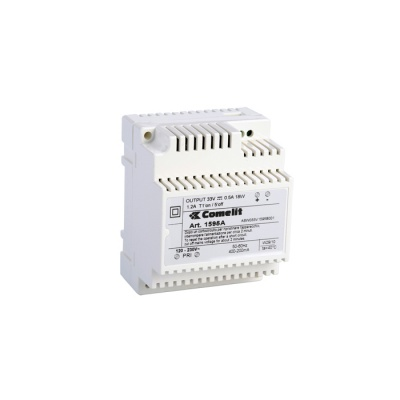 Comelit 1596A power Supply 33VDC 60W INOXTOUCH