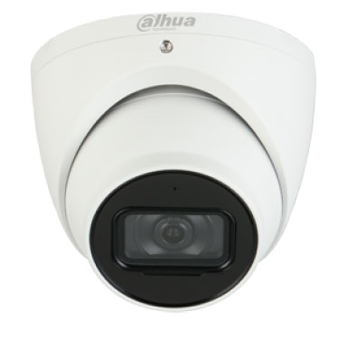 Dahua IPC-HDW3541EM-AS 5MP 2.8mm Starlight/Lite AI 50M IR Eyeball Network Camera
