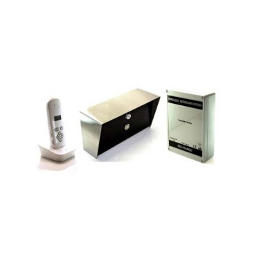 AES 603-IB IMP-PED DECT 1 Call Button Wireless Intercom Kit