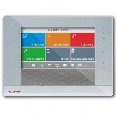 Comelit 6501 7STELLE Colour Monitor