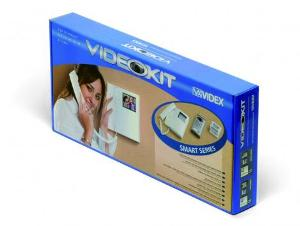 Videx CSMVK1 One Way Smart Series Surface Colour Video Kit