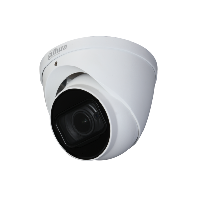Dahua HAC-HDW2802T-Z-A 8MP 4K Starlight HDCVI IR (60m) Turret Dome  3.7-11mm Motorised Lens  WDR (120db)  12VDC  IP67