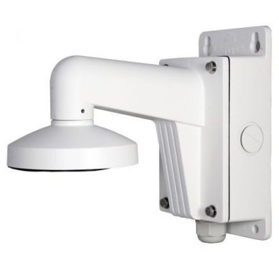 Hikvision DS-1272ZJ-120B Wall Mount Bracket with Junction Box