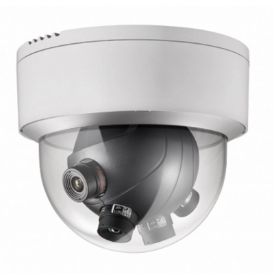 Hikvision DS-2CD6986F-H(5mm)  PanoVu series Panoramic Dome Camera