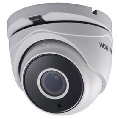 Hikvision DS-2CE56D7T-IT3Z(2.8-12mm) HD1080P WDR Motorized VF EXIR Turret Camera