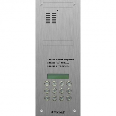 Comelit VK1599 Digital Call VR Engravable iKall Panel