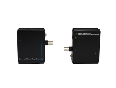 Genie GRMPOEOC Ethernet/PoE Extender Kit Over Coax or Cat5
