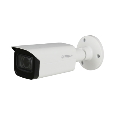 Dahua HAC-HFW2802T-A-I8-0360 8MP 4K Starlight HDCVI-TVI-AHD-CVBS Bullet Camera 3.6mm80m IR Audio in + mic 12VDC