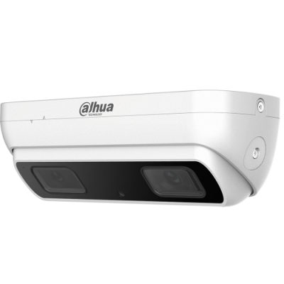 Dahua IPC-HDW8341X-3D-0280 3MP Dual-Lens People Counting Network Camera
