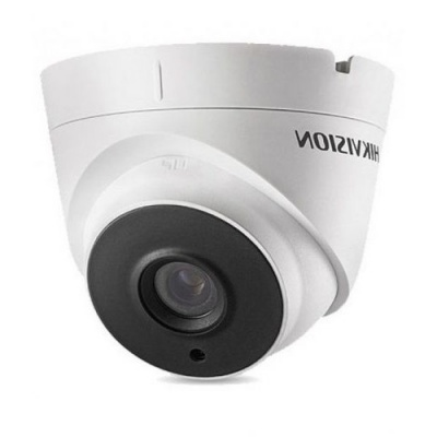 Hikvision DS-2CE56F7T-IT3(2.8mm)  3MP WDR EXIR Turret Camera