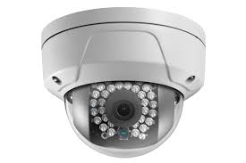 HiWatch IPC-D140 2688p 4MP IP Network Camera 12V-PoE 30m IR 2.8mm lens WDR