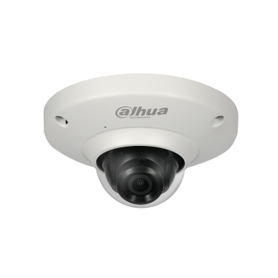 Dahua IPC-EB5531-M 5MP IP Fish Eye Camera  1.4mm Lens  WDR (120db)  PoE/12VDC  Built in Audio Mic  IP67  IK08