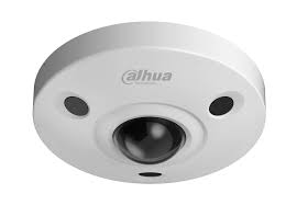 Dahua IPC-EBW81230-S3 12MP 4K IP IR (10m) Fish-Eye Camera  1.98mm Lens  PoE/12VDC  IP67  IK10