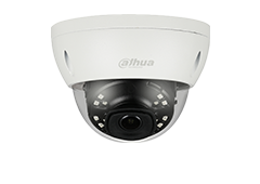 Dahua IPC-HDBW4631E-ASE-0280 6MP IP Mini Dome Camera 30m IR Micro SD IK10 ePoE