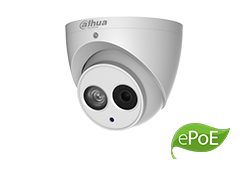 Dahua IPC-HDW4831EM-ASE 8MP Starvis IP Dome Camera 2.8mm 50m IR Audio Mic Micro SD ePoE