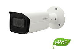 Dahua IPC-HFW4231T-ASE-0360 2MP IP IR Mini Bullet Network Camera ePoE