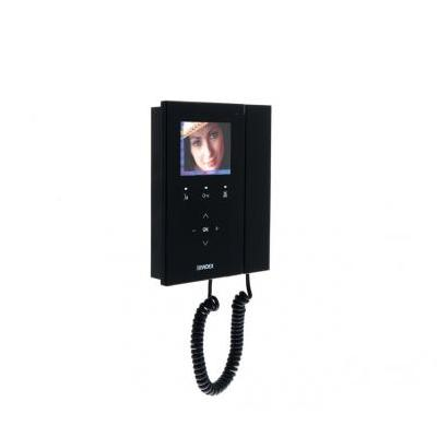 Videx Surface Mount Colour Video monitor with handset