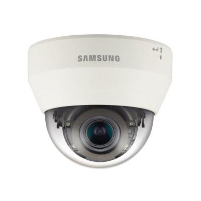 Samsung Techwin QND-7080R  4MP Network IR Dome Camera